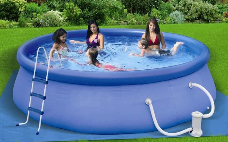 Intex swimming pools reviews filter choices information for Swimming pool images