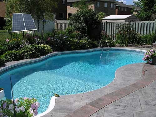 Solar Powered Pool Pump – DC Pumps & Complete Systems